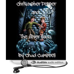 Christopher Pepper and the Silver Soda audiobook